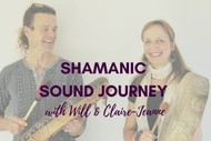 Image for event: Shamanic Healing Sound Journey