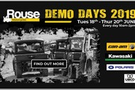 Image for event: Rouse Motorcycles Demo Days