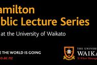 Image for event: Hamilton Public Lecture Series