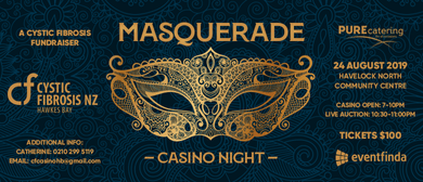 CF Casino Night - Masquerade