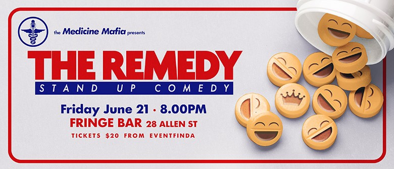 The Remedy - Stand-up Comedy