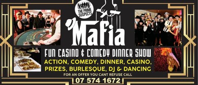 Mafia Casino Midwinter Comedy Dinner & Quiz Show