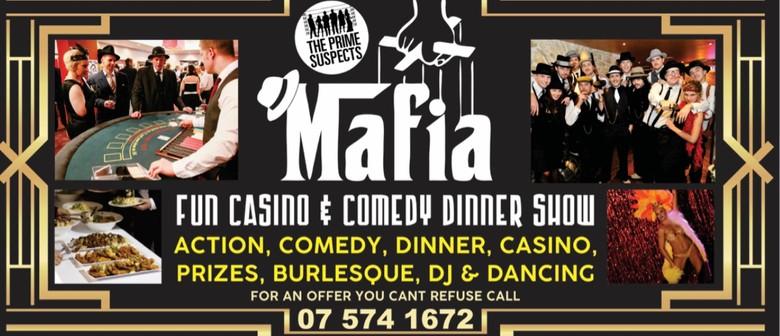 Mafia Casino Midwinter Comedy Dinner & Quiz Show