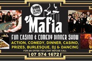 Image for event: Mafia Casino Midwinter Comedy Dinner & Quiz Show
