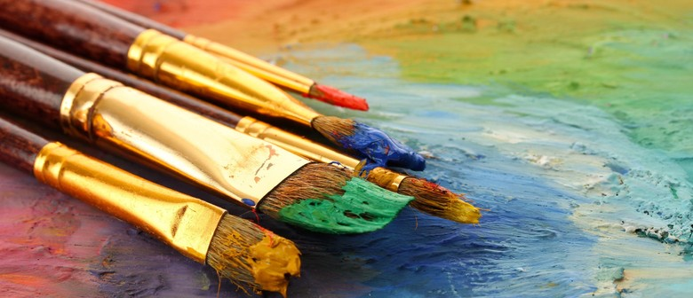 Painting and Mixed Media Evening Classes with Helen Dynes