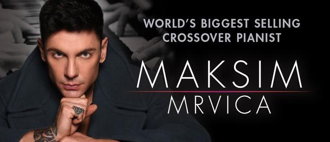 Maksim Mrvica 2019 NZ Tour