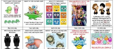 July 2019 School Holiday Programme