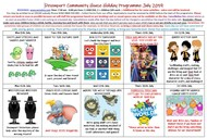 Image for event: July 2019 School Holiday Programme
