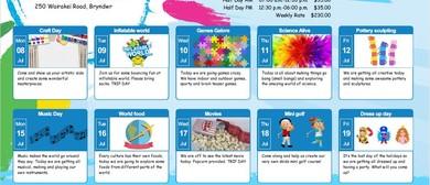 sKids Wairakei July School Holiday Programme