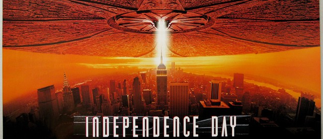 Independence Day on Indpendence Day