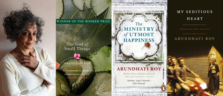 An Evening With Arundhati Roy