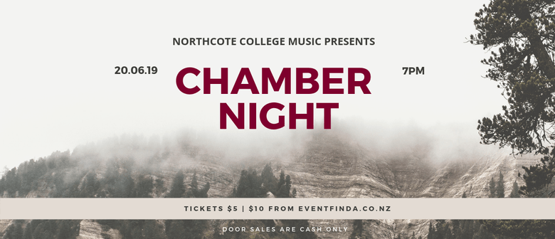 Northcote College Chamber Night 2019