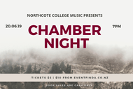 Image for event: Northcote College Chamber Night 2019