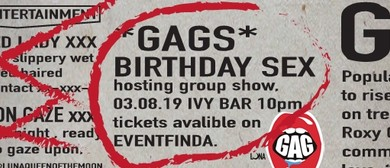GAG: Birthday Sex