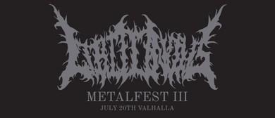 Libidinous Metal Fest 3