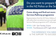 Image for event: EIT Tairāwhiti Services Pathway Info Evening