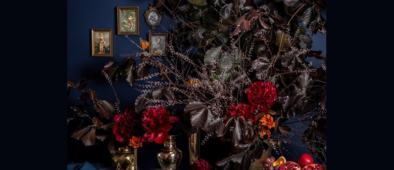 Scarecrow Flower Workshop #1: Winter Flowers Still Life
