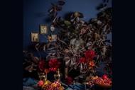 Scarecrow Flower Workshop #1: Winter Flowers Still Life