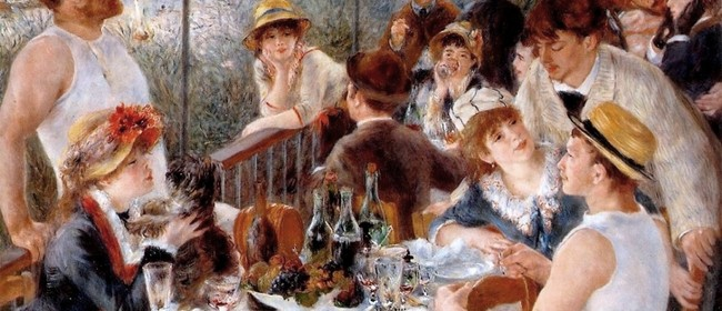 Cooking With the Impressionists