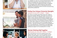 Women Working Well Together Workshop