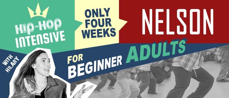 Hip-Hop - Adult Beginner Class