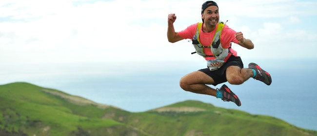 Cole Murray Cape Kidnappers Trail Run