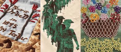 Suffrage in Stitches: The Exhibition