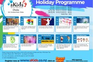 sKids Ohoka July School Holiday Programme