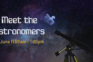 Meet the Astronomers