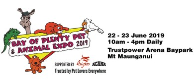 Bay of Plenty Pet & Animal Expo 2019