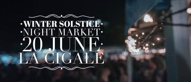 Winter Solstice Night Market