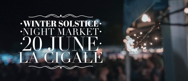 Winter Solstice Night Market