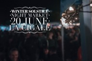 Image for event: Winter Solstice Night Market