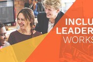 Image for event: Inclusive Leadership