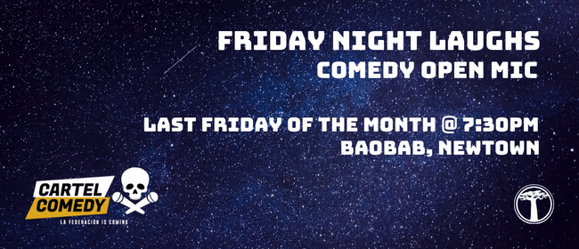 Friday Night Laughs: CANCELLED