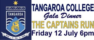 "Tangaroa College Gala Dinner - ""The Captains Run"""