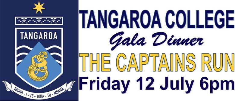 """Tangaroa College Gala Dinner - """"The Captains Run"""": POSTPONED"""
