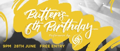 Butters 6th Birthday with 5k