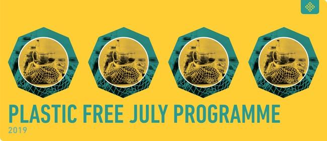 Plastic Free July DCC Programme - A Plastic Ocean
