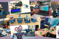 Image for event: Technology Holiday Programme - Robotics (5+)