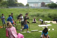 Image for event: Willow Hut Making - Ahimate Beach