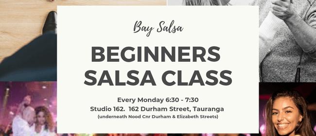 Learn to dance Salsa - Beginners