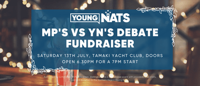 Young Nat's vs MP's Debate Fundraiser