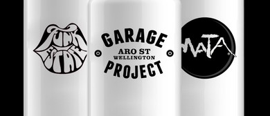 Beer Night with Garage Project