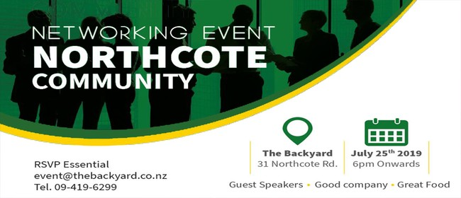 Northcote Community Networking Event