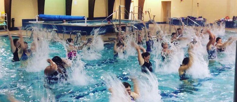 Aqua Zumba Dance Class