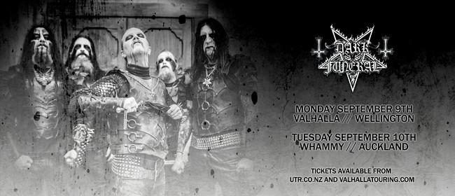 Dark Funeral NZ Tour - Auckland