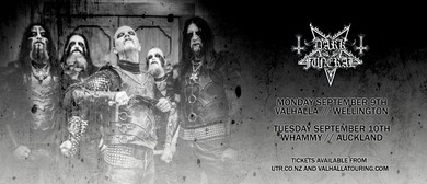 Dark Funeral NZ Tour - Wellington