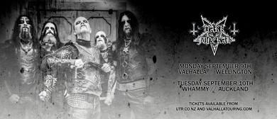 Dark Funeral NZ Tour - Wellington