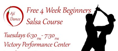 Four-Week Beginners Salsa Course